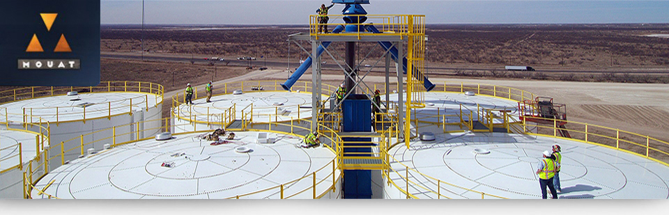 Twin Eagle Frac Sand Transload Facility
